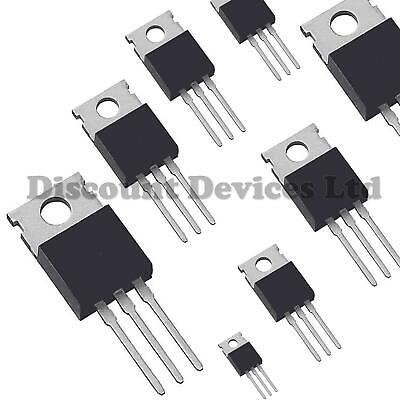 IRF840 Power MOSFET Transistor VISHAY-SILICONIX N Channel 1-2-5-10 pcs