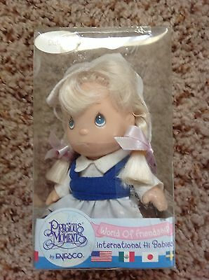 Precious Moments World of friendship doll
