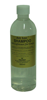 Gold Label Stock Shampoo For Greys - 500ml - Shampoos & Conditioners