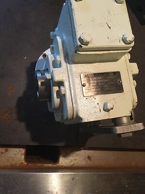 Winsmith 924Mdsnm Speed Gear Reducer, 1.99Hp , 1750 Rpm, 971 Torque, Ratio 15