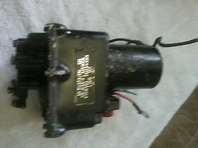 Gen 1 or alpha 1 mercruiser tilt trim motor ready to install Tested...