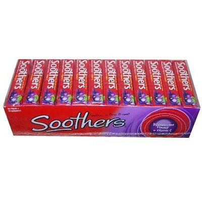 Conf Allens Soothers Blackcurrant Stick(Bx36)