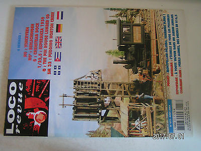 **aa Loco Revue n°673 Trains et canaux aux Pays Bas ( H0 ) / Crenstead Dock