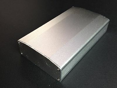 Project Box | Extruded Aluminium | 110x64x25,5 mm | Enclosure, Case