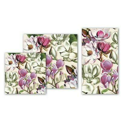 Magnolia Napkins by Michel Design Works - Cocktail, Luncheon or Hostess