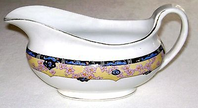 Vintage 1930's Gravy Boat by Grimwades Stoke On Trent England