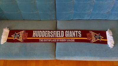 Huddersfield Giants scarf rugby