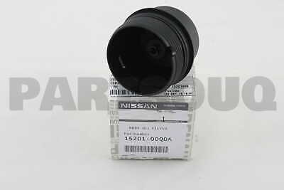 1520100Q0A Genuine Nissan BODY-OIL FILTER 15201-00Q0A