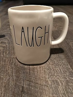 Rae Dunn Laugh Mug