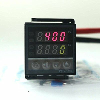 Digital PID Thermostat Temperature Controller Regulator REX-C100 With K Output