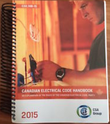 C22.1HB-15 - Canadian Electrical Code handbook - For ipad & Android