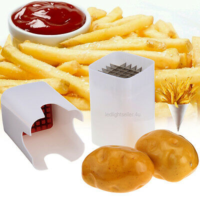 One Step Natural French Fry Cutter Perfect Fries Fruit Vegetable Durable Potato