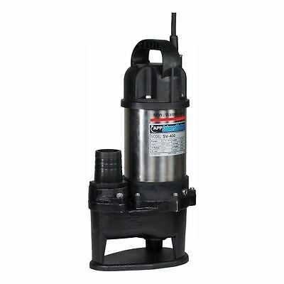 "2"" SV-400 Manual Trash Pump 230V"