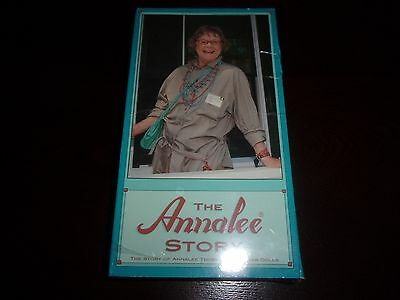 Annalee Doll Vhs Tape The Annalee Story Sealed
