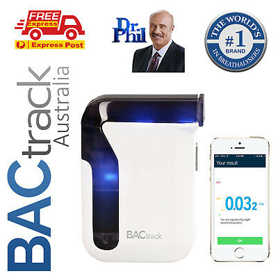 BACtrack Mobile Pro - Breathalyser / Alcohol Breath Tester / FREE Shipping