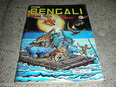 BENGALI AKIN SPECIAL  # 62 Mars 1976 French Digest Comic