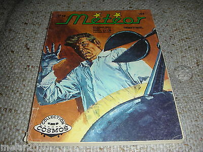 METEOR # 184 French Digest Comic 1972