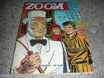 ZOOM  #13 French Digest Comic AOUT 1968
