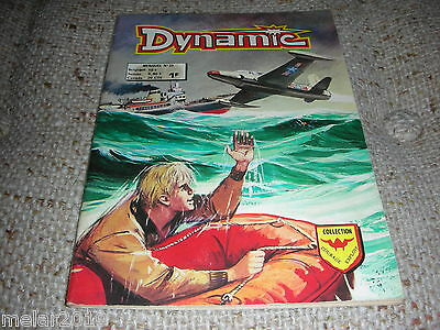 DYNAMIC  # 35 1975 French Digest Comic