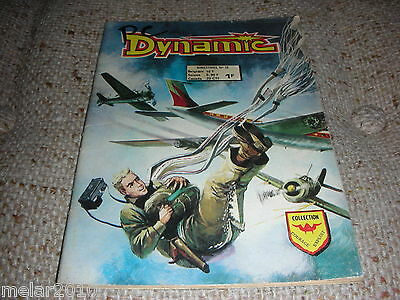 DYNAMIC  # 38 1976 French Digest Comic