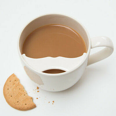 Captain Fawcett's Moustache Guard Cup (Large) for Right Handed