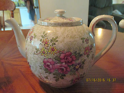 Royal Winton Grimwades 8 cup Tea Pot Teapot Must See RARE can not find anywhere