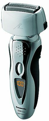Panasonic ES8103S Arc3 Mens Electric Shaver Wet/Dry with Nanotech Blades 3-Bl...