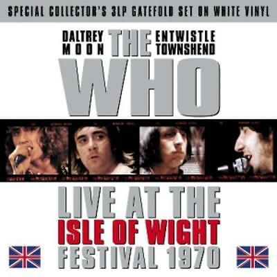 Isle Of Wight 1970 von The Who (2013) 3LP Vinyl