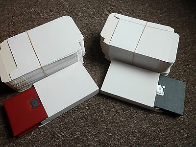 New Card Boxes For Royal Mint Year Proof Coin Sets ( Deluxe ) & ( Standard )