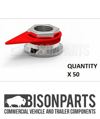 60 x 33mm Checkpoint Indicators Tyre Tire Pointers Wheel Lorry Truck Bus  CW33
