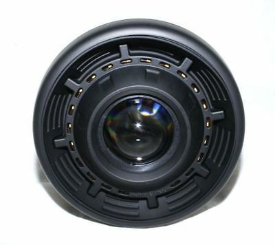 Streetfighter Cafe Racer Motorcycle Projector Headlight With LED Ring