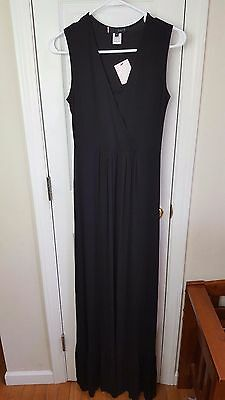 Dote Women's Maternity and Nursing Maxi Dress Size Small NWT!