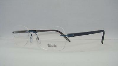 OPTICUNION Germany Original Brille Eyeglasses Bril Randlos 61.882 03 Rimless