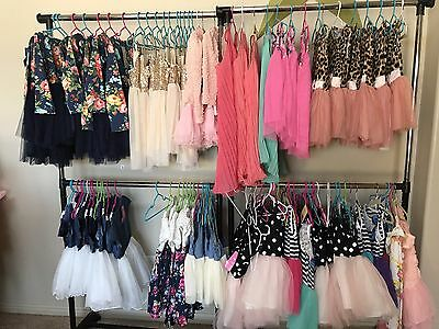 Children's Boutique Inventory- Mostly Toddler Girl Items