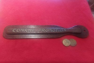 Conrad Jupiters casino two up paddle and pennies 1986