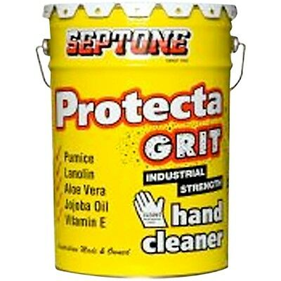 New  Septone Protecta Grit Hand Cleaner 20Kg
