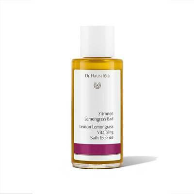 Dr Hauschka Lemon Lemongrass Vitalising Bath Essence (100ml) | BRAND NEW
