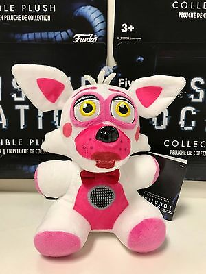 Funko Fnaf Sister Location Funtime Foxy Plush Authentic Original New With Tag