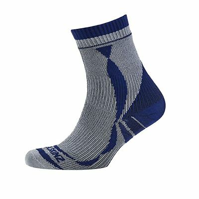 UK Made Sealskinz Thin Ankle Length Waterproof Camping Cycling Work Socks Cheap