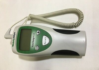 WELCH ALLYN SURETEMP SURE TEMP 690 PLUS THERMOMETER with probe - Used