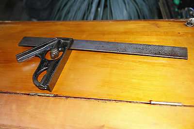 Vintage Union Tool Co. Combination Square. Nice old tool