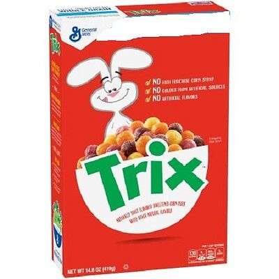 Trix Cereal 303g (American)