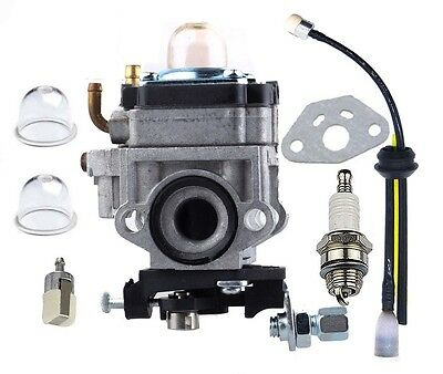 Carburetor Set Carburetor Kit Fit for Tanaka TBC-2510 TBC 2510 Grass Trimm Replace Carb #4554728090