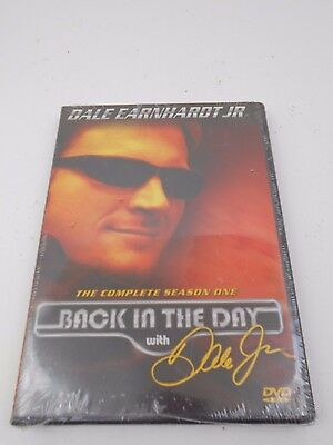 Dale Earnhardt Jr, The Complete Season 1 Back in The Day DVD New Sealed!