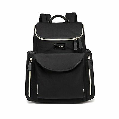 Designer Diaper Bag, Stylish Baby Backpack for Moms and Dads, With Changing Pad