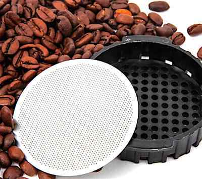 Reusable Stainless Steel Filter For Aerobie Aeropress Coffee Maker AU Seller
