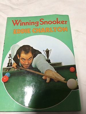 Winning Snooker Eddie Charlton. A very informative book