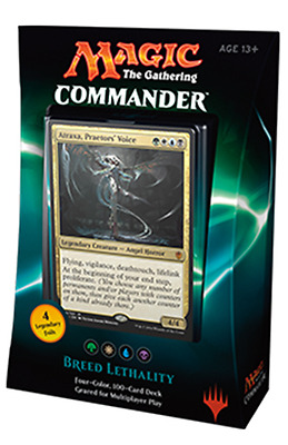 Breed Lethality - 2016 Commander Deck