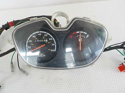Tacho Speedometer Instrument Cluster Dealim S-Five 50