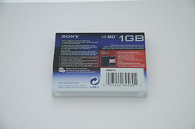 Sony HI-MD 1GB Minidisc Minidisk for Professional USE
